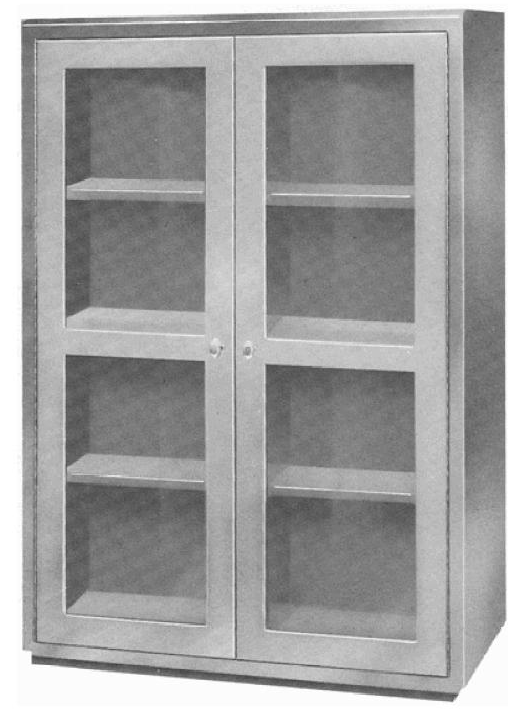 Instrument Cabinets   Continental Metal Products Healthcare ...