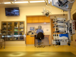 Continental Metal Operating Room Cabinets provide Storage Solutions