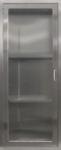 Continental Metal Products Miscellaneous Stainless Steel O R Supply Cabinet (SC4 Series)