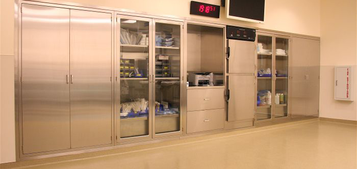 built in medicine cabinets