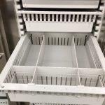 ABS Warming Cabinet Baskets