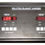 CMP Warming Cabinet Control Panel with Quick-Temp Temperature Monitoring System