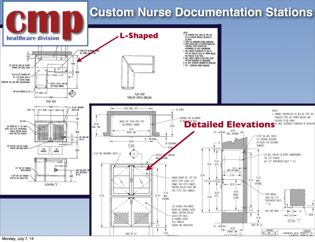 nurse documentation center