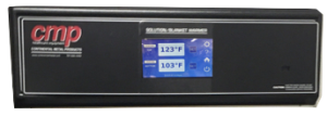 CMP Warming Cabinet Touchscreen Control Panel with Quick-Temp Temperature Monitoring System