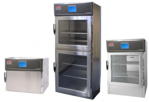Blanket Warmers and Hospital Warming Cabinets , Solution Warming Cabinets with touchscreen from Continental Metal Products
