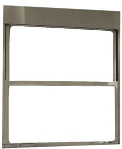 closed double hung model