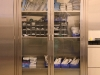 Operating Room Storage Solutions in Stainless Steel