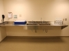 Continental Metal Products Clean-up Counter work Sink