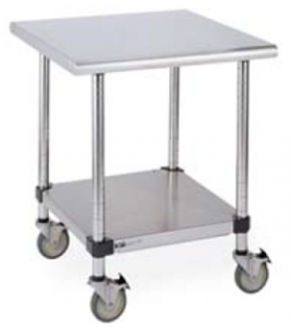 CMP Warming Cabinet Mobile Table or Cart