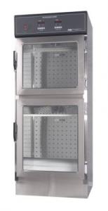 clear thermopane door option on CMP blanket warmer