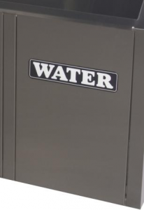 Continental Metal Products' Surgical Scrub Sink's optional emergency activated water flow