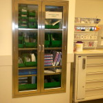 Operating Room Surgical Storage Cabinet from CMP