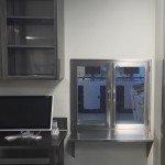 CMP Pass Through window in scope reprocessing department