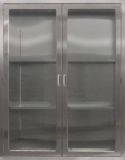 Cmp Stainless Steel Operating Room General Storage Cabinet Sc2 With Adjule Shelves
