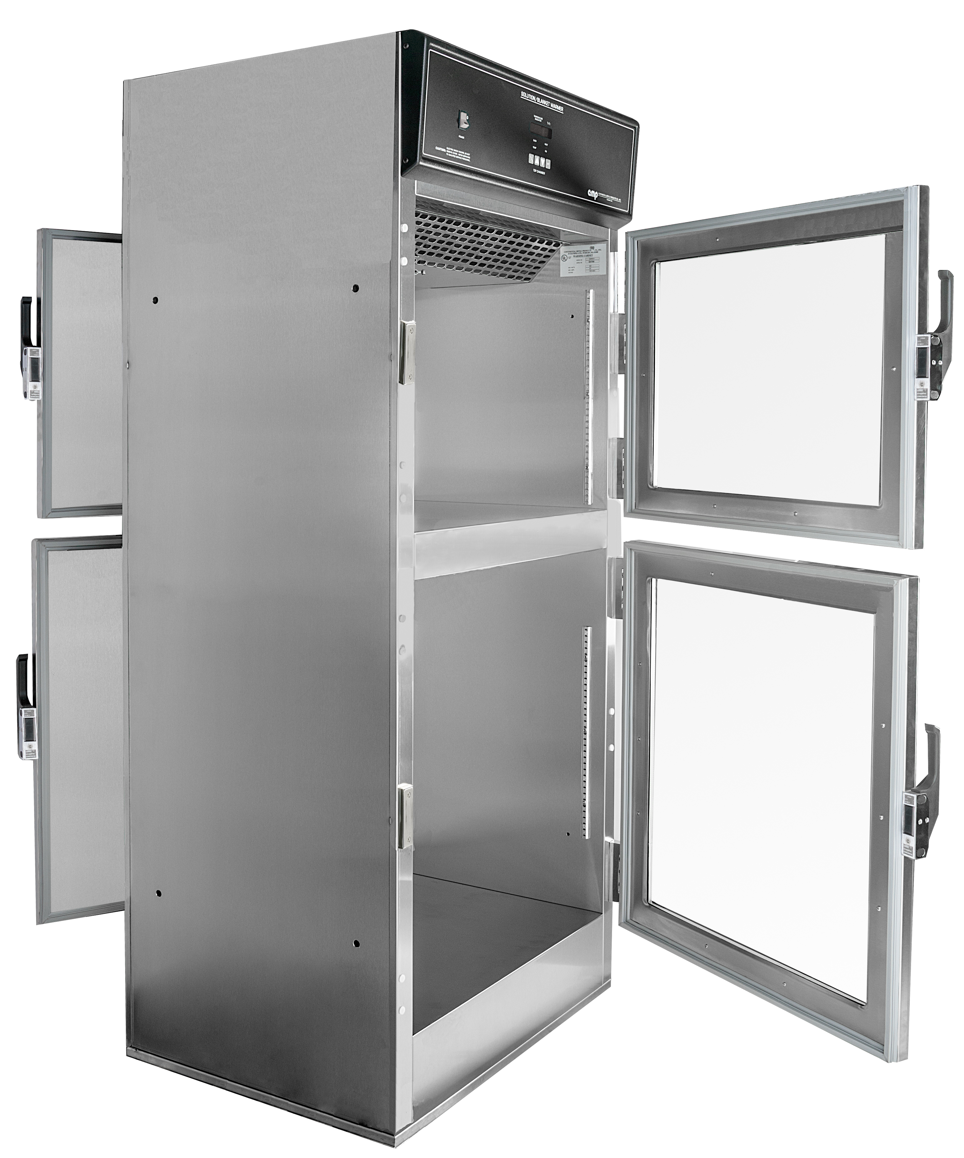 Pass Through Warming Cabinets Continental Metal Products Interlock Wiring Diagram 4 Doors Cabinet For Operating Rooms Hospital Blankets And Solutions Can Be Passed