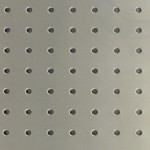 Stainless Steel Surgical Pegboard