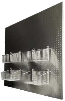 Hospital Grade Stainless Steel Pegboard And Surgical Instrument Board