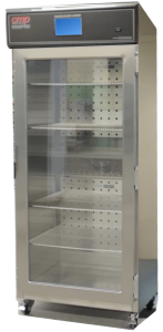 Blanket Warming Cabinet Large full size model used in Hospital warming of Blankets with Touchscreen control panel from Continental Metal Products