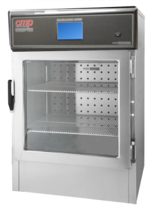 Mid Size Blanket Warmer or Warming Cabinet for medical use in hospitals with easy to use touchscreen